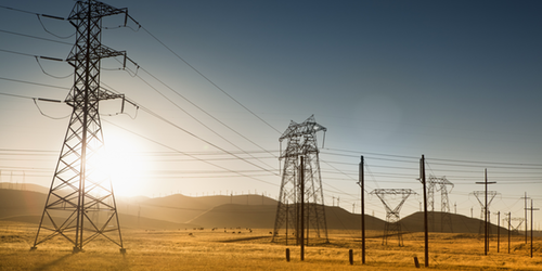Focus: Grid Outages from Failures of Power Line Clusters