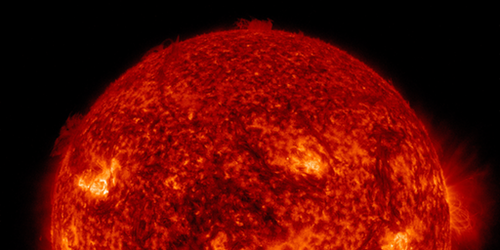 Focus: Photons Brake the Sun