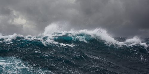Focus: Making Rogue Waves with Wind and Water