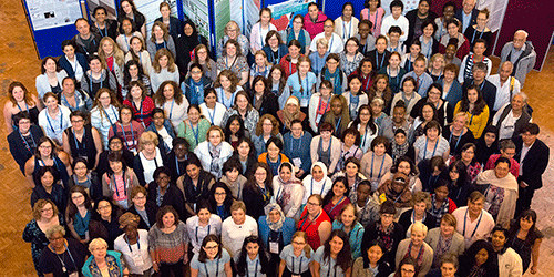 Meetings: Optimism Abounds at Conference on Women in Physics