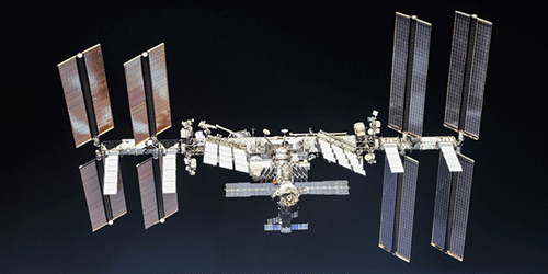 The International Space Station Turns 20