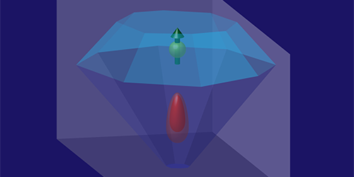 Viewpoint: A Quantum Defect Sees its Charged Surroundings