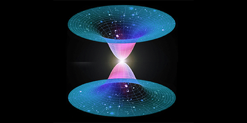 Viewpoint: Black Hole Evolution Traced Out with Loop Quantum Gravity