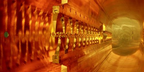 Focus: Laser Bags a Giant Nucleus