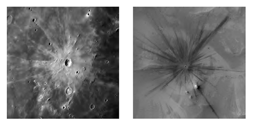 Viewpoint: Surface Texture is Key to Rays Forming Around Craters