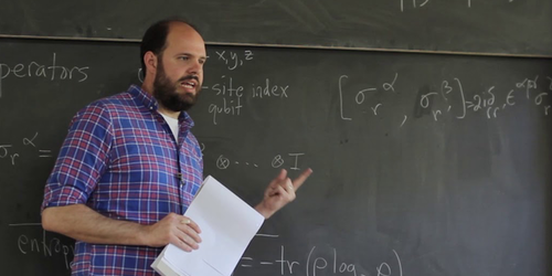 Feature: Q&A: Searching for the Quantumness of Gravity