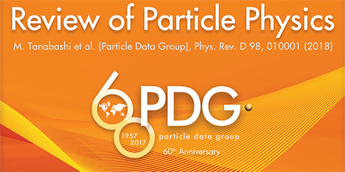 <i>Review of Particle Physics</i> Celebrates its 60th Anniversary Edition