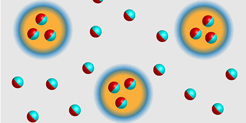 Viewpoint: A Polka-Dot Pattern Emerges in Superfluid Helium