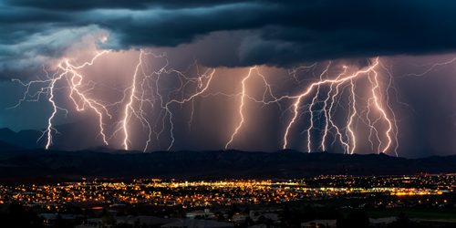 Focus: Muons Reveal Record-Breaking Thunderstorm Voltage
