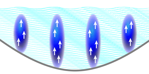 Viewpoint: Dipolar Quantum Gases go Supersolid