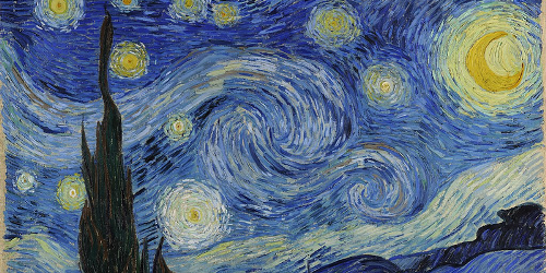 Arts & Culture: Turbulence in <i>The Starry Night</i>