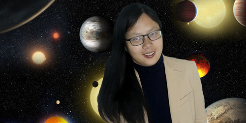Q&A: Hunting for Alien Worlds