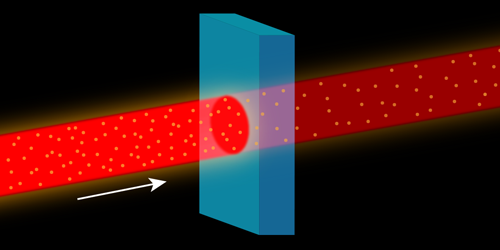 Viewpoint: Questioning a Universal Law for Electron Attenuation