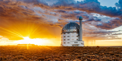 Postcard: Physics in South Africa