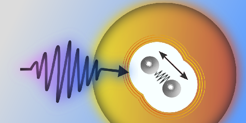 Focus: Molecule's Long-Lived Vibration in Superfluid Helium