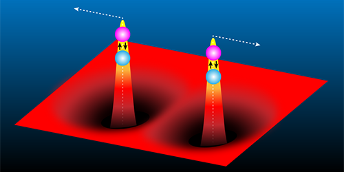 Material Makes Photons Bulky