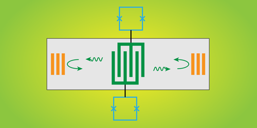 Quantum Erasing with Phonons