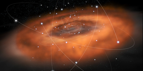 Synopsis: Constants Still Constant Near Black Holes