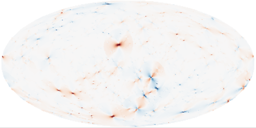 Searching for Dark Matter in Distorted Starlight