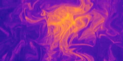 Psychedelic View of Fluid in Porous Materials