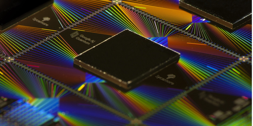 Turning a Quantum Computer into a Time Crystal