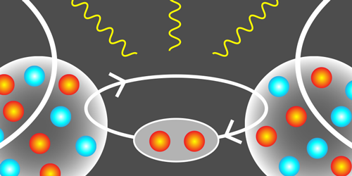 The Tiniest Superfluid Circuit in Nature
