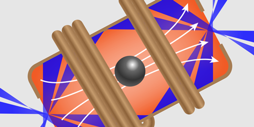 Increase of the inertial confinement fusion yield with magnetized fuel