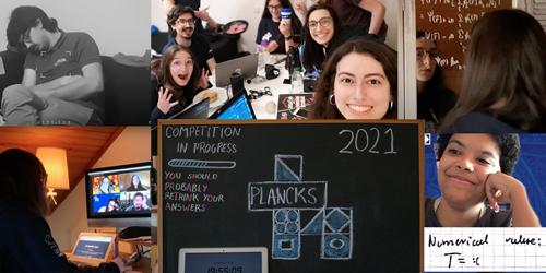 A summit of kick-ass physics students