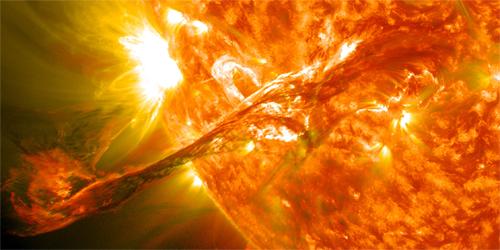 A Solar Paradox Resolved
