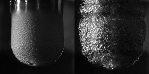 The Minimum Temperature for Levitating Droplets