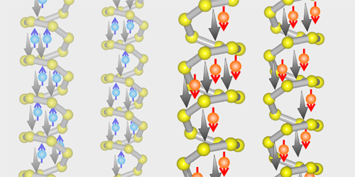 Long-Range Spin Currents with Chiral Crystals