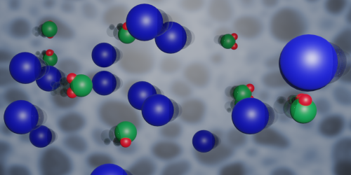 Reversing Flow in Charged Membranes