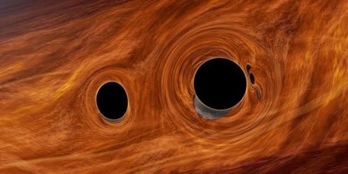 Rising Tides on Black Holes