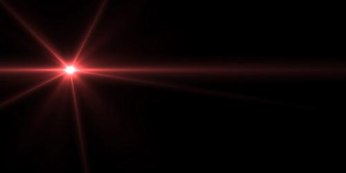 Spinning Gas Rotates Polarization of Light