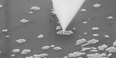 Focus: Dragging Nanoparticles Reveals Extra-Low Friction