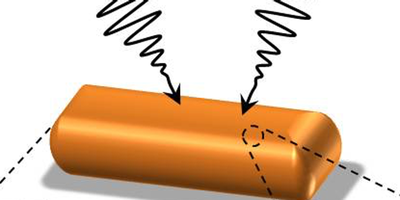 Focus: New Molecular Probe Uses Gold Antennas