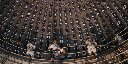 Focus: Neutrinos Detected from the Earth's Mantle