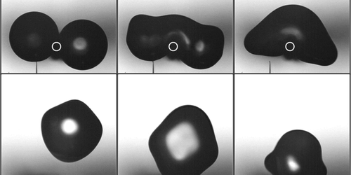 Focus: Self-Removing Droplets