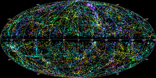Focus: Radio Signals May Reveal Cosmological Structure