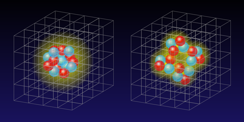 Viewpoint: Uncovering a Quantum Phase Transition in Nuclei