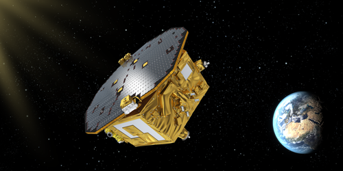 Viewpoint: Paving the Way to Space-Based Gravitational-Wave Detectors