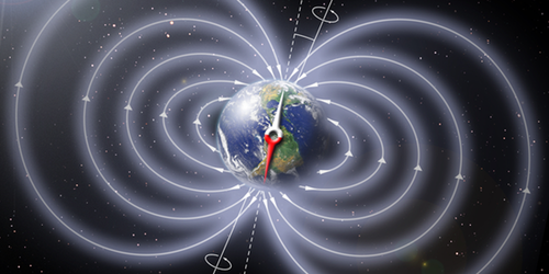 Focus: Electric Power from the Earth's Magnetic Field