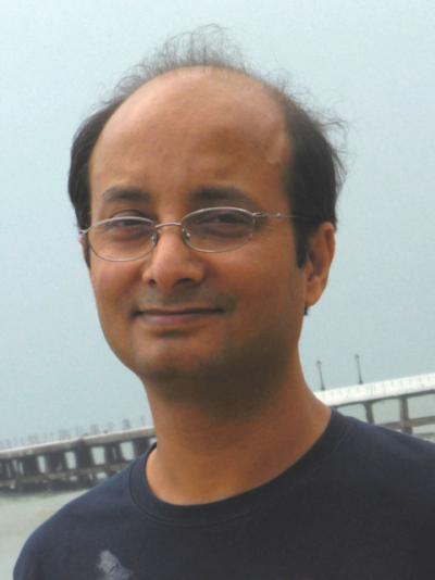 Image of Sitabhra Sinha