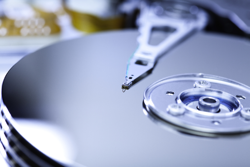 Physics - Your Hard Drive May Be Listening
