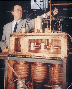 the history of laser and maser Whilst charles h townes, along with james gordon and herbert zeiger produced the first maser (a laser operating in the microwave area, thus maser rather than laser), their maser could not operate continuouslythe first continuously operating maser was produced in the soviet union by basov and prokhorov.