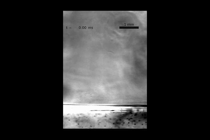 Real Rain Cloud physics - focus: drops falling in clouds make more drops