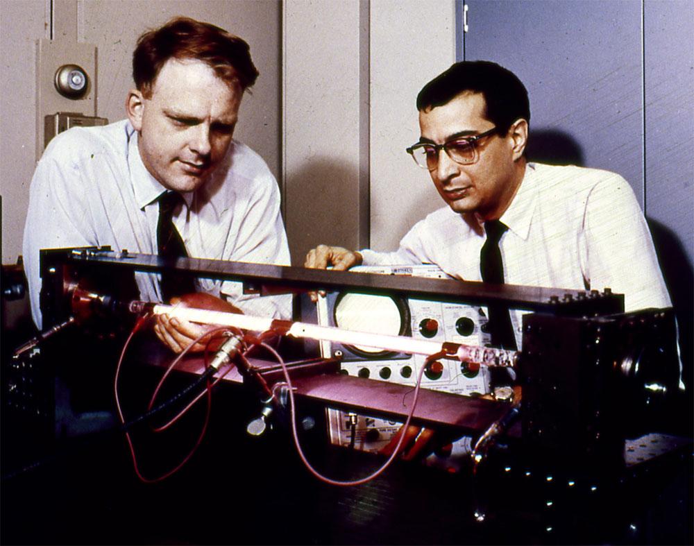Le laser  Fondamentaux  Les lasers à gaz