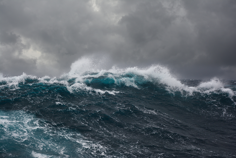 physics focus making rogue waves with wind and water