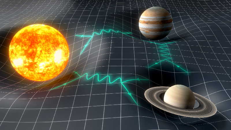 Focus: Quantum Gravity Limits from Planet Observations