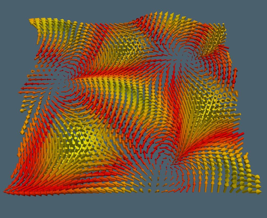 Physics Focus Controlling A Condensates Texture